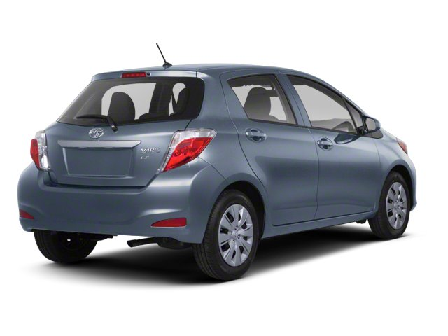 Wave Line Pearl 2013 Toyota Yaris Pictures Yaris Hatchback 5D LE I4 photos rear view