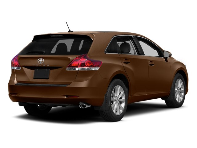 Sunset Bronze Mica 2013 Toyota Venza Pictures Venza Wagon 4D XLE AWD photos rear view