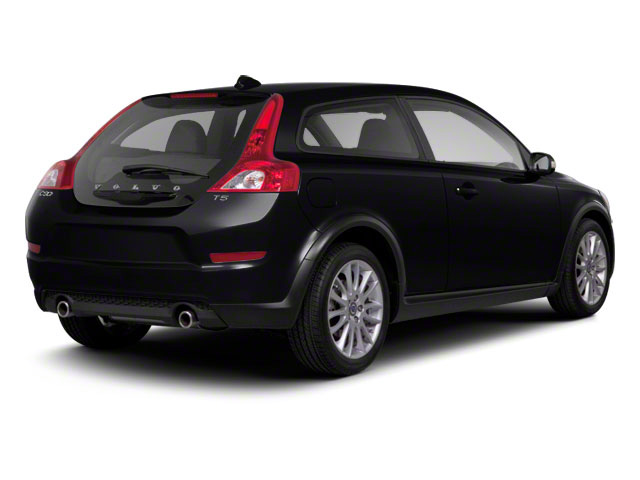 Black Stone 2013 Volvo C30 Pictures C30 Hatchback 3D I5 Turbo photos rear view