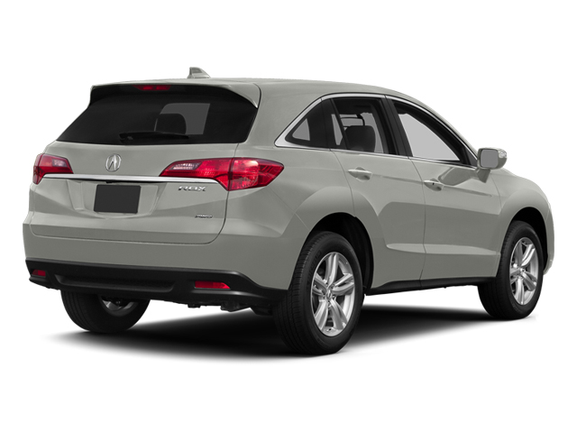 Silver Moon 2014 Acura RDX Pictures RDX Utility 4D 2WD V6 photos rear view