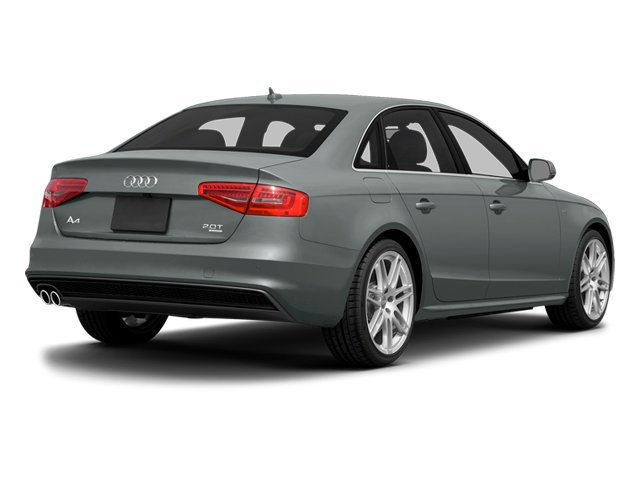 Monsoon Gray Metallic 2014 Audi A4 Pictures A4 Sedan 4D 2.0T Prestige AWD photos rear view