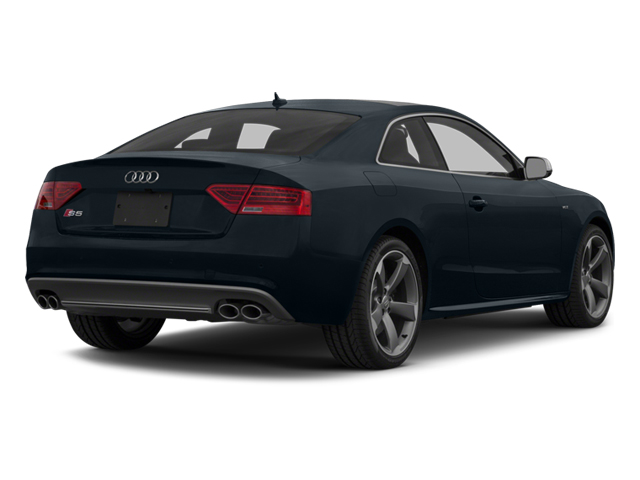 Moonlight Blue Metallic 2014 Audi S5 Pictures S5 Coupe 2D S5 Premium Plus AWD photos rear view