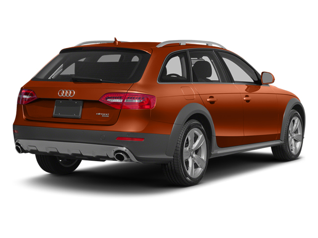 Volcano Red Metallic 2014 Audi allroad Pictures allroad Wagon 4D Premium AWD I4 Turbo photos rear view