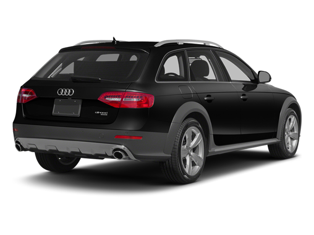 Brilliant Black 2014 Audi allroad Pictures allroad Wagon 4D Premium AWD I4 Turbo photos rear view