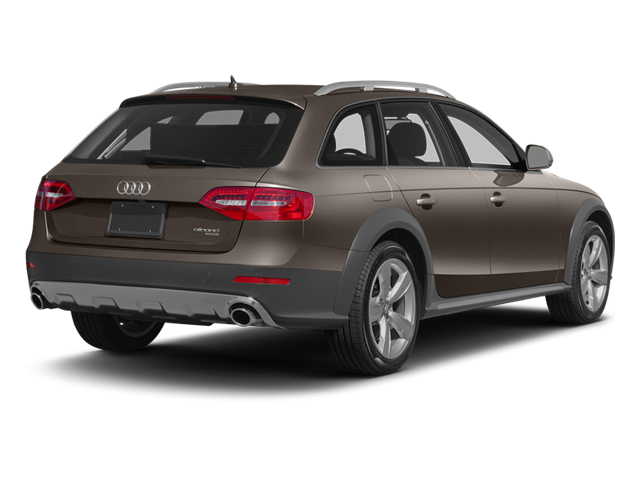 Dakota Gray Metallic 2014 Audi allroad Pictures allroad Wagon 4D Premium AWD I4 Turbo photos rear view