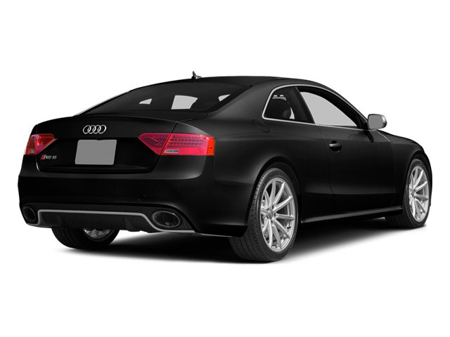 Phantom Black Pearl Effect 2014 Audi RS 5 Pictures RS 5 Coupe 2D RS5 AWD V8 photos rear view