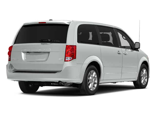 Bright White Clearcoat 2014 Dodge Grand Caravan Pictures Grand Caravan Grand Caravan R/T V6 photos rear view