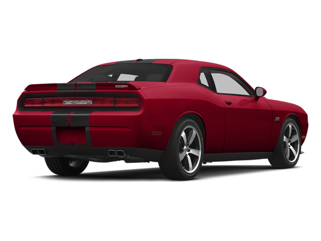 Torred 2014 Dodge Challenger Pictures Challenger Coupe 2D SRT-8 V8 photos rear view