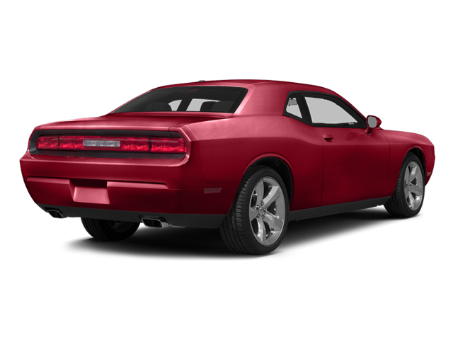 Redline 3 Coat Pearl 2014 Dodge Challenger Pictures Challenger Coupe 2D R/T V8 photos rear view
