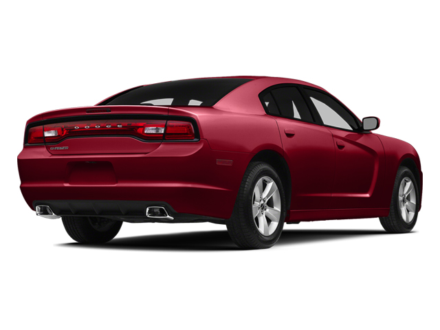 Redline 3 Coat Pearl 2014 Dodge Charger Pictures Charger Sedan 4D SXT V6 photos rear view