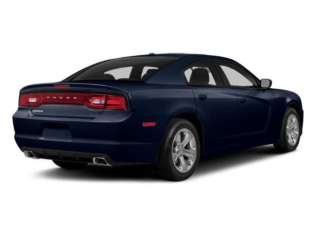 Jazz Blue Pearlcoat 2014 Dodge Charger Pictures Charger Sedan 4D R/T V8 photos rear view