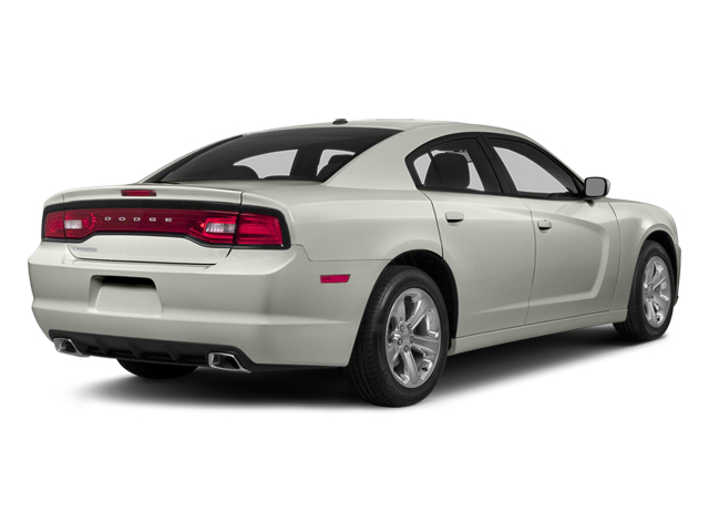 Ivory Tri-Coat Pearl 2014 Dodge Charger Pictures Charger Sedan 4D R/T V8 photos rear view