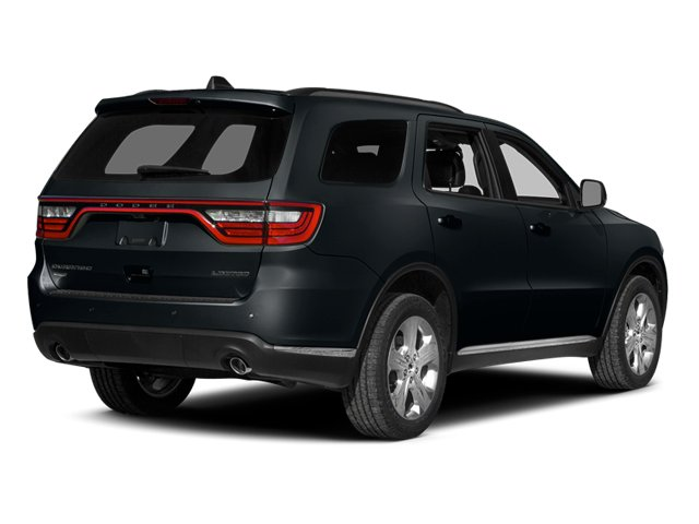 Maximum Steel Metallic Clearcoat 2014 Dodge Durango Pictures Durango Utility 4D Citadel AWD V6 photos rear view