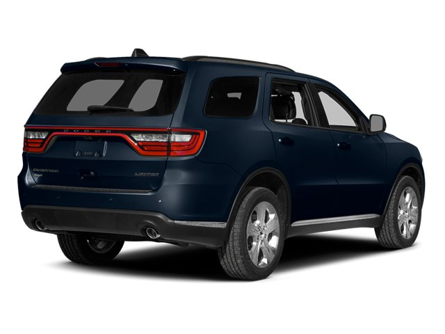 True Blue Pearlcoat 2014 Dodge Durango Pictures Durango Utility 4D Citadel AWD V6 photos rear view