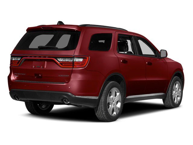 Deep Cherry Red Crystal Pearlcoat 2014 Dodge Durango Pictures Durango Utility 4D Citadel AWD V6 photos rear view