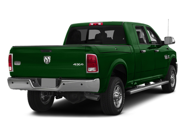 Tree Green 2014 Ram Truck 2500 Pictures 2500 Mega Cab SLT 4WD photos rear view