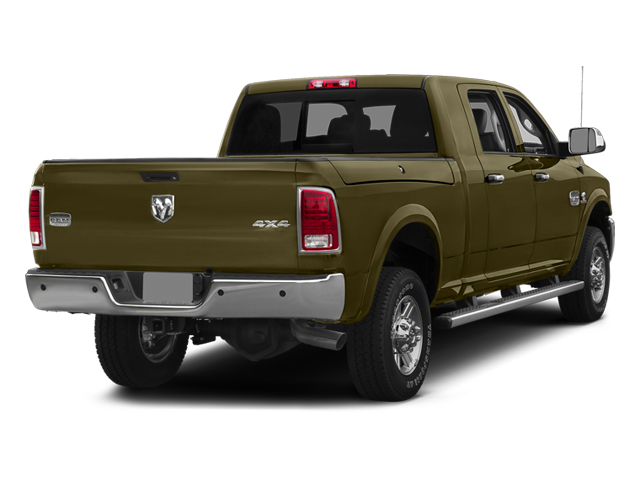 Prairie Pearlcoat 2014 Ram Truck 2500 Pictures 2500 Mega Cab Laramie 4WD photos rear view