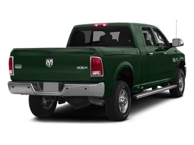Timberline Green Pearlcoat 2014 Ram Truck 2500 Pictures 2500 Mega Cab SLT 4WD photos rear view
