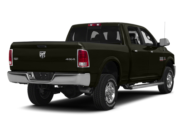 Black Gold Pearlcoat 2014 Ram Truck 2500 Pictures 2500 Crew Cab Longhorn 2WD photos rear view