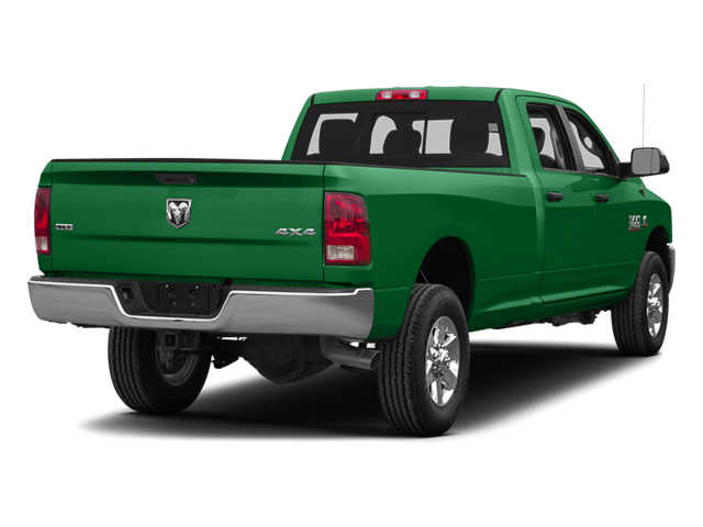 Bright Green 2014 Ram Truck 3500 Pictures 3500 Crew Cab Tradesman 4WD photos rear view