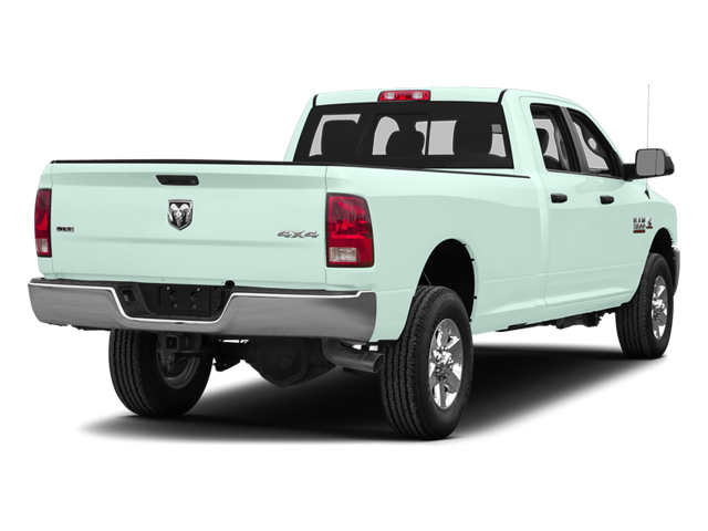Robin Egg Blue 2014 Ram Truck 3500 Pictures 3500 Crew Cab Tradesman 4WD photos rear view