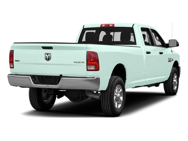 Robin Egg Blue 2014 Ram Truck 3500 Pictures 3500 Crew Cab SLT 2WD photos rear view