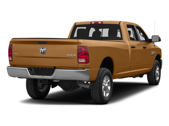 Power Tan 2014 Ram Truck 3500 Pictures 3500 Crew Cab SLT 2WD photos rear view