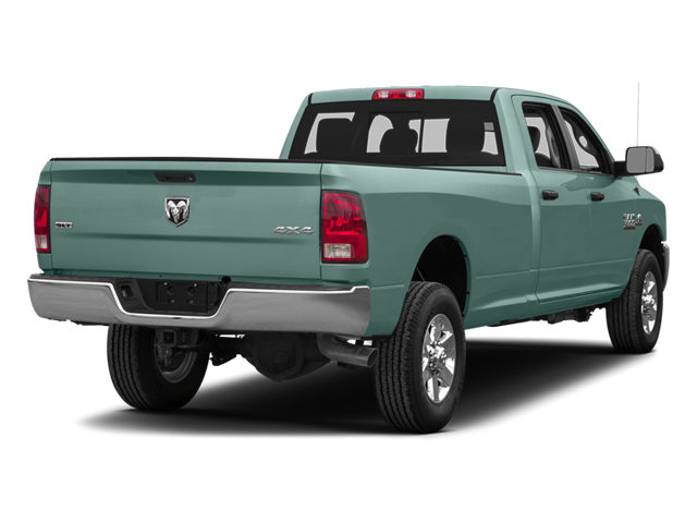 Light Green 2014 Ram Truck 3500 Pictures 3500 Crew Cab Tradesman 4WD photos rear view