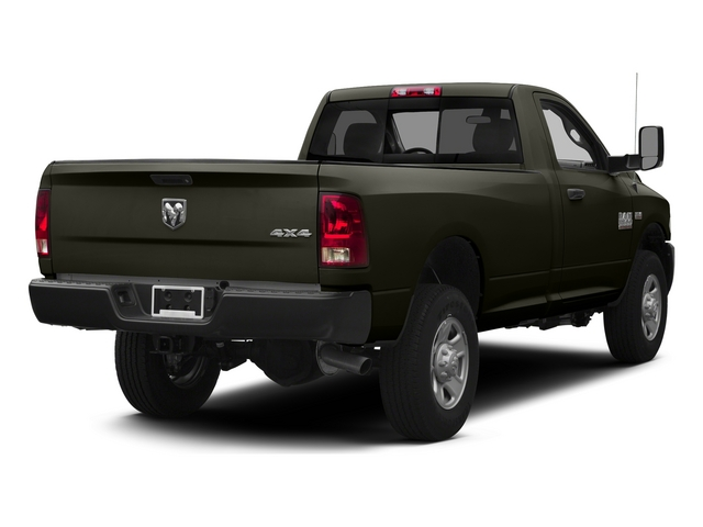 Black Gold Pearlcoat 2014 Ram 3500 Pictures 3500 Regular Cab SLT 4WD photos rear view