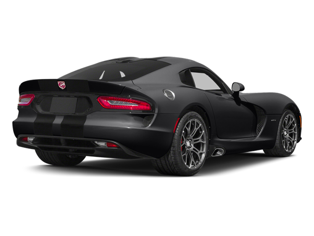 Gunmetal Pearl 2014 Dodge SRT Viper Pictures SRT Viper 2 Door Coupe photos rear view