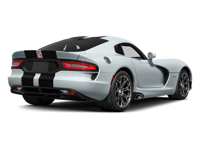 Viper White Clearcoat 2014 Dodge SRT Viper Pictures SRT Viper 2 Door Coupe photos rear view
