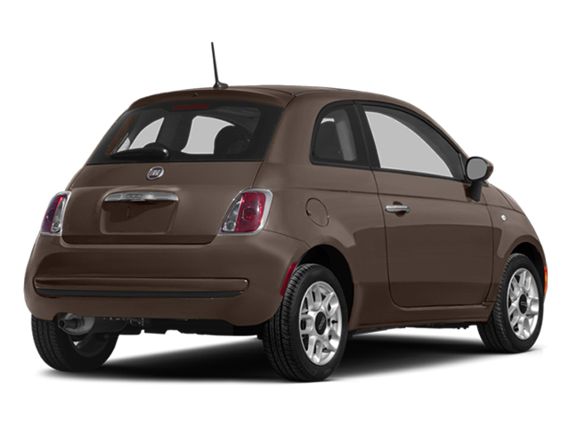 Espresso 2014 FIAT 500 Pictures 500 Hatchback 3D Sport I4 photos rear view