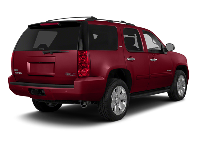 Crystal Red Tintcoat 2014 GMC Yukon Pictures Yukon Utility 4D SLT 2WD photos rear view