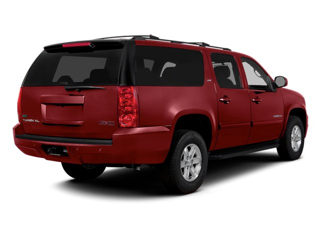 Crystal Red Tintcoat 2014 GMC Yukon XL Pictures Yukon XL Utility K1500 SLE 4WD photos rear view