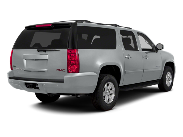 Quicksilver Metallic 2014 GMC Yukon XL Pictures Yukon XL Utility K1500 SLE 4WD photos rear view