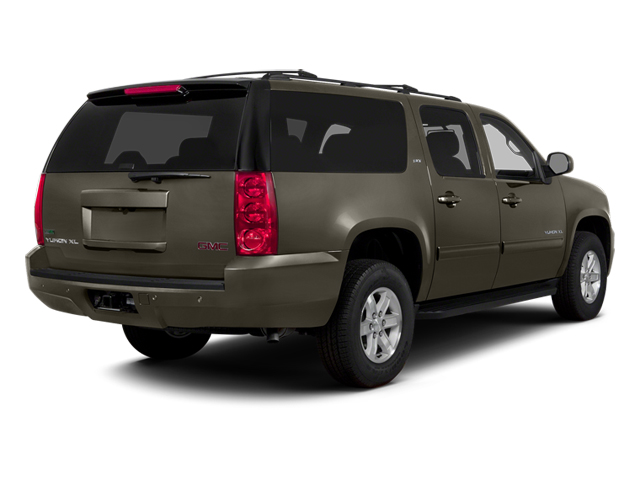 Mocha Steel Metallic 2014 GMC Yukon XL Pictures Yukon XL Utility K1500 SLE 4WD photos rear view