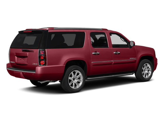 Crystal Red Tintcoat 2014 GMC Yukon XL Pictures Yukon XL Utility 4D XL 2WD photos rear view
