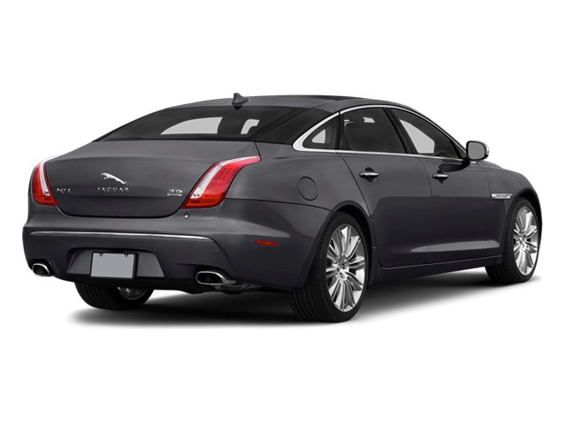 Stratus Grey Metallic 2014 Jaguar XJ Pictures XJ Sedan 4D L Portolio V6 photos rear view