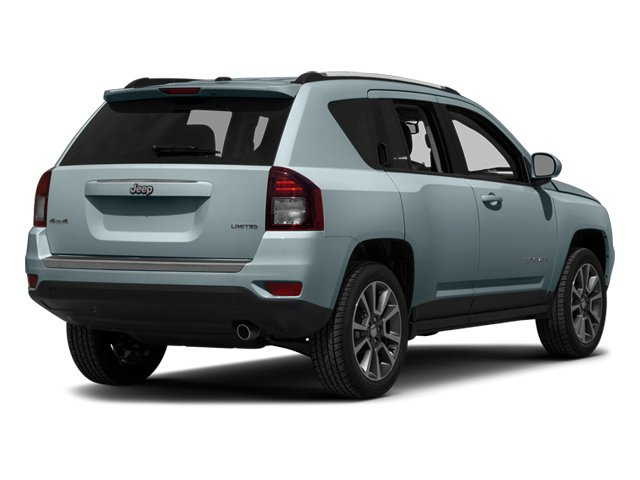 Winter Chill Pearlcoat 2014 Jeep Compass Pictures Compass Utility 4D Altitude 4WD photos rear view