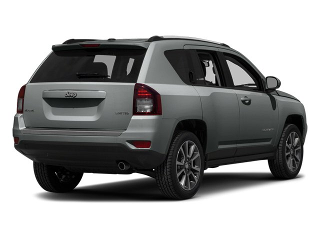 Mineral Gray Metallic Clearcoat 2014 Jeep Compass Pictures Compass Utility 4D Altitude 4WD photos rear view