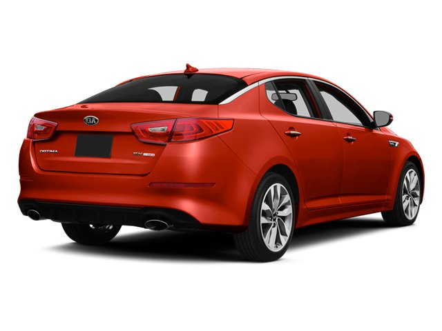Remington Red Metallic 2014 Kia Optima Pictures Optima Sedan 4D SX Limited I4 Turbo photos rear view