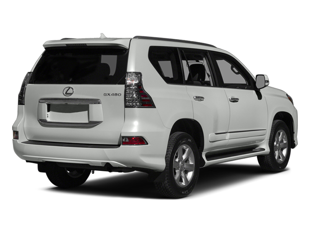 Starfire Pearl 2014 Lexus GX 460 Pictures GX 460 Utility 4D Luxury 4WD V8 photos rear view