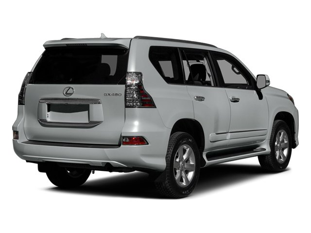 Tungsten Pearl 2014 Lexus GX 460 Pictures GX 460 Utility 4D Luxury 4WD V8 photos rear view