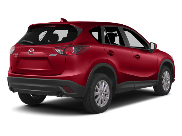 Soul Red Metallic 2014 Mazda CX-5 Pictures CX-5 Utility 4D GT AWD I4 photos rear view