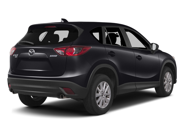 Meteor Gray Mica 2014 Mazda CX-5 Pictures CX-5 Utility 4D GT AWD I4 photos rear view