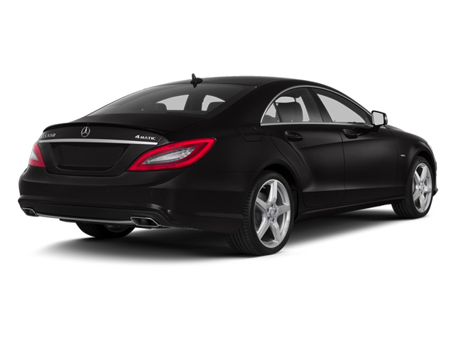 designo Mocha Black 2014 Mercedes-Benz CLS-Class Pictures CLS-Class Sedan 4D CLS550 photos rear view