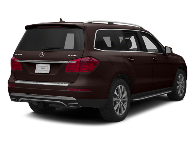 Dakota Brown Metallic 2014 Mercedes-Benz GL-Class Pictures GL-Class Utility 4D GL450 4WD V8 photos rear view