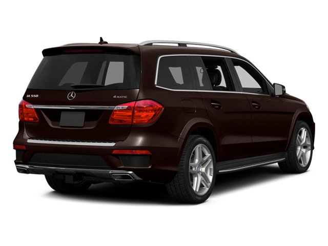 Dakota Brown Metallic 2014 Mercedes-Benz GL-Class Pictures GL-Class Utility 4D GL550 4WD V8 photos rear view