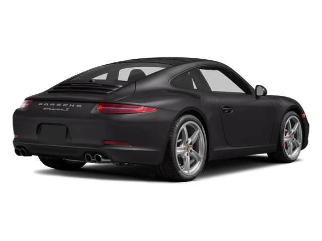 Graphite Grey 2014 Porsche 911 Pictures 911 Coupe 2D Carrera S Anniversary H6 photos rear view