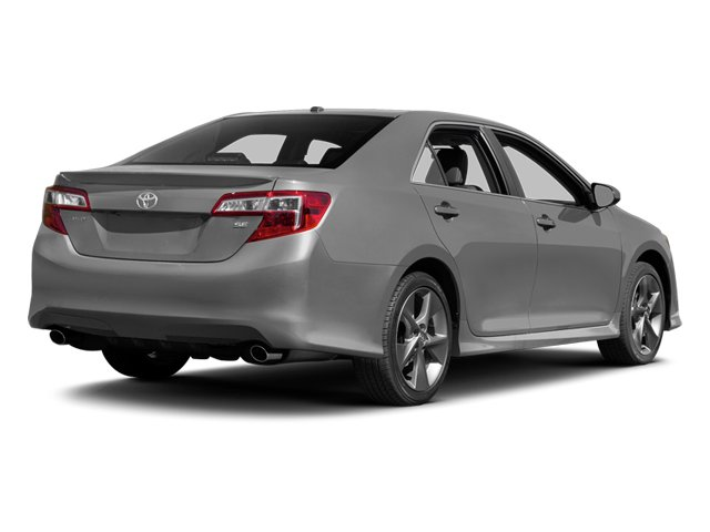 Classic Silver Metallic 2014 Toyota Camry Pictures Camry Sedan 4D LE I4 photos rear view